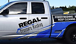 Regal Pressure Washing